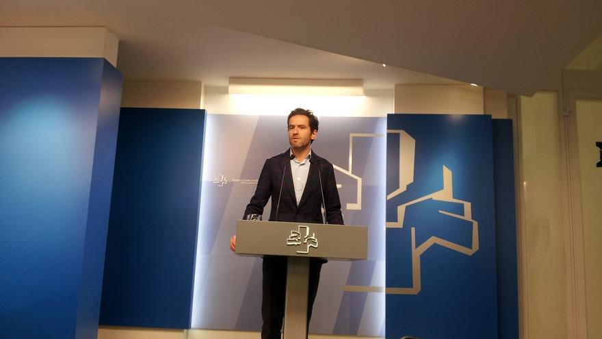 PP vasco no aclara si participará en las ponencias autogobierno y convivencia del Parlamento vasco