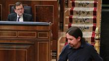 Rajoy descarga su agenda este lunes para prepararse la moción de censura de Podemos