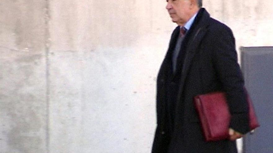 La excúpula de la CAM, a juicio desde hoy por la quiebra de la caja