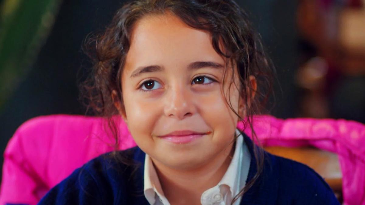 Beren Gökyildiz es Öykü, la joven protagonista de 'Mi hija'