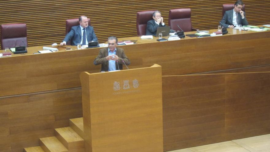 El PP rechaza crear en las Cortes valencianas una comisión de investigación sobre el coste del aeropuerto de Castellón