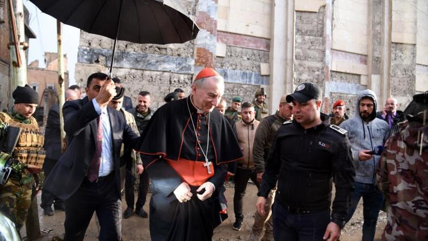 El presidente de Irak invita al papa Francisco a visitar el país