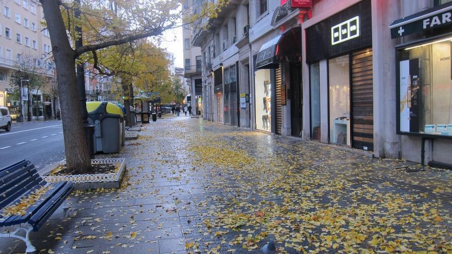 Ocho localidades cántabras entre las diez de España donde más ha llovido esta mañana