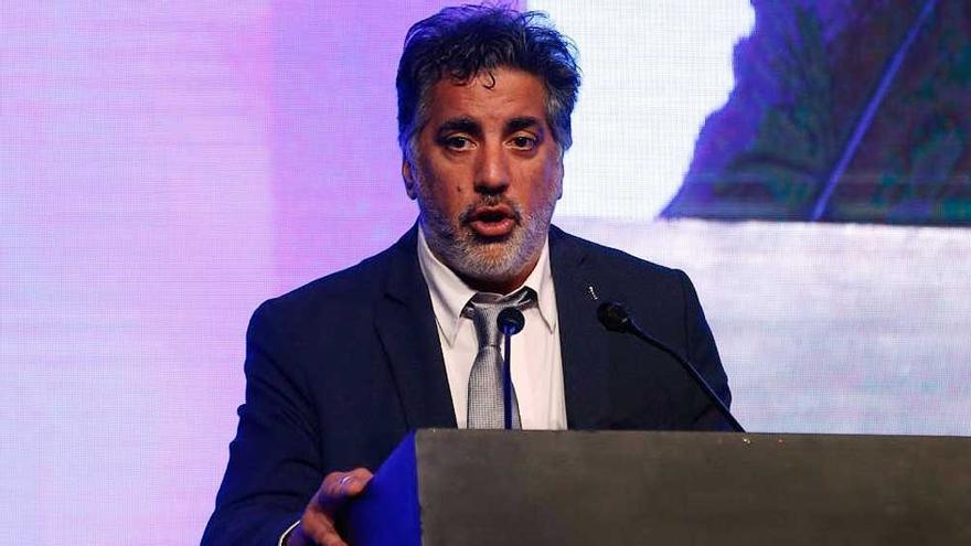 Francisco Meritello, secretario de Medios