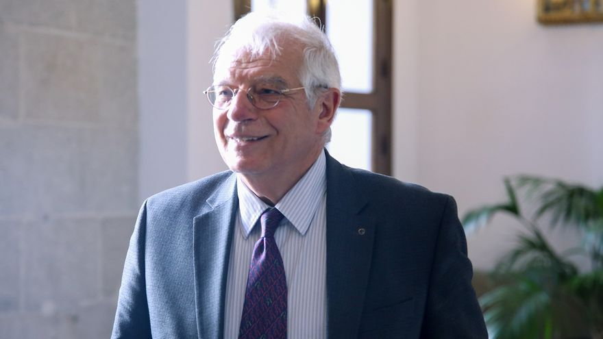 "Borrell subraya que España no va a reconocer a Kosovo ""porque lo diga un director general del COI"""