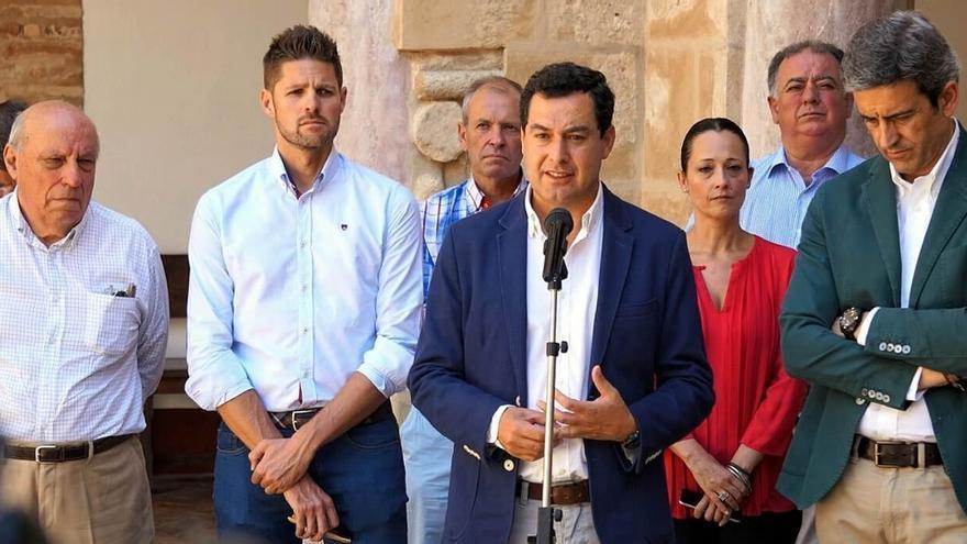 "Moreno, ""partidario"" de levantar medidas cautelares sobre 35 horas, culpa a Díaz por preferir ""buena bronca"" a dialogo"