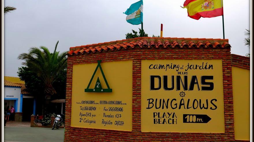 La junta reubica a 60 menores inmigrantes que hab a for Camping el jardin de las dunas