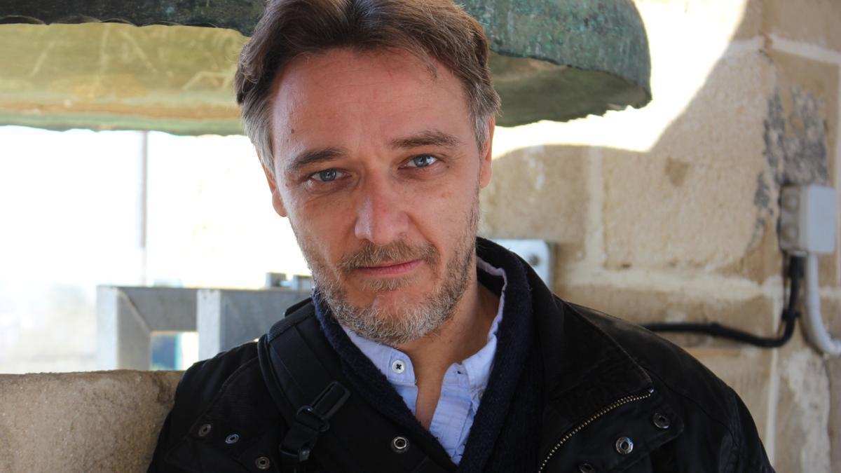 El pensador, poeta y cineasta Abdennur Prado.