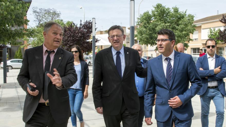 Jorge Rodríguez i Ximo Puig han presentat el Fons de Cooperació a Llíria