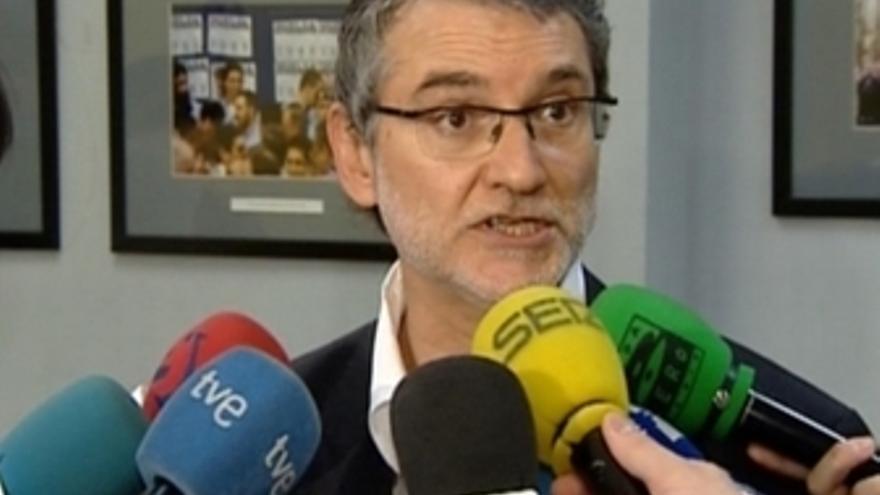 Fernando Lezcano. (EUROPA PRESS)