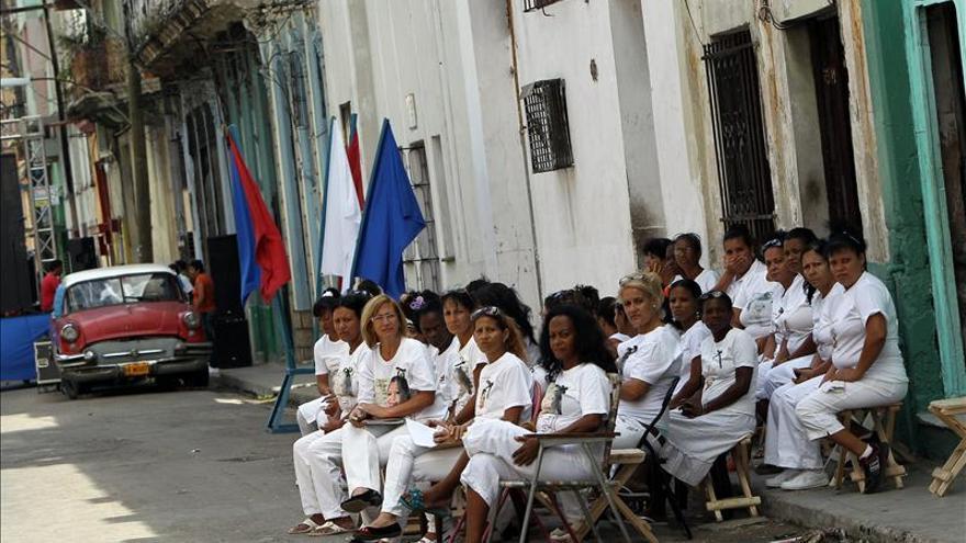 Las Damas de Blanco denuncian detenciones y el decomiso de artículos