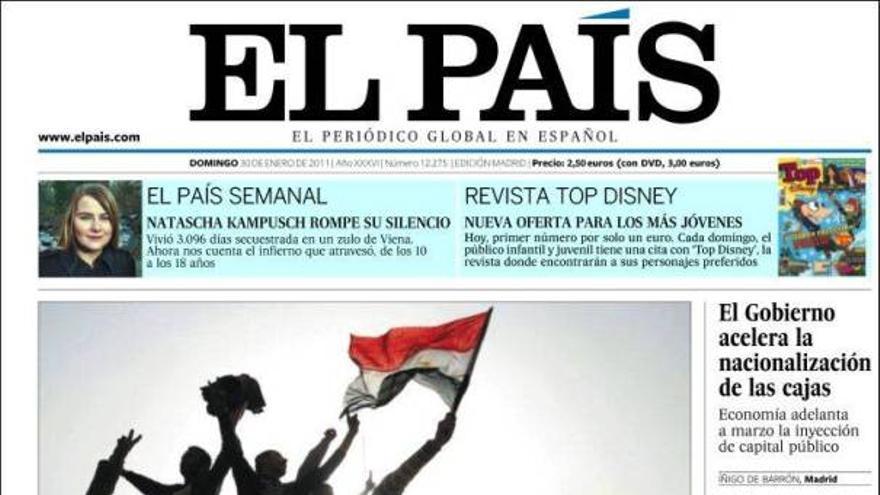 De las portadas del día (30/01/2011) #6