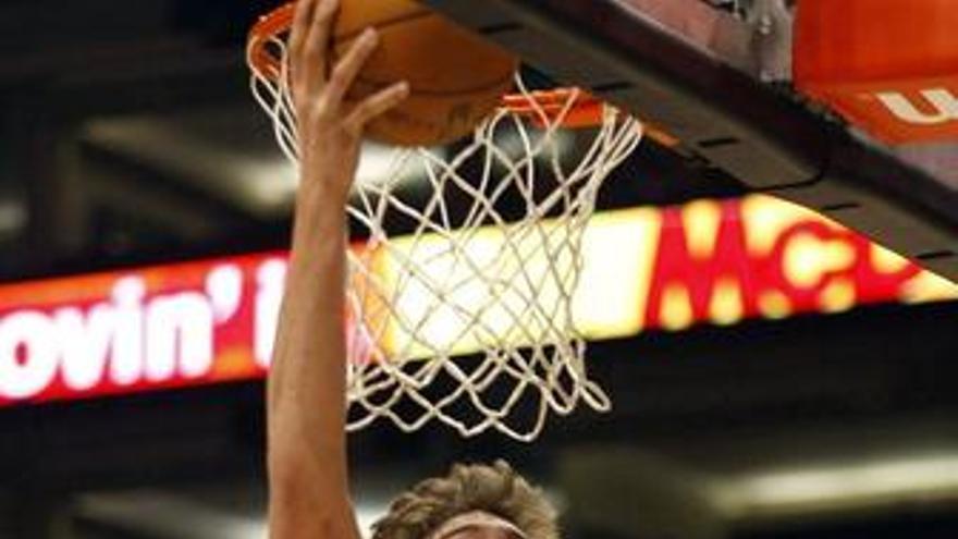 Los Grizzlies, con un gran Marc Gasol, dilapidan su triunfo tras un terrible último cuarto