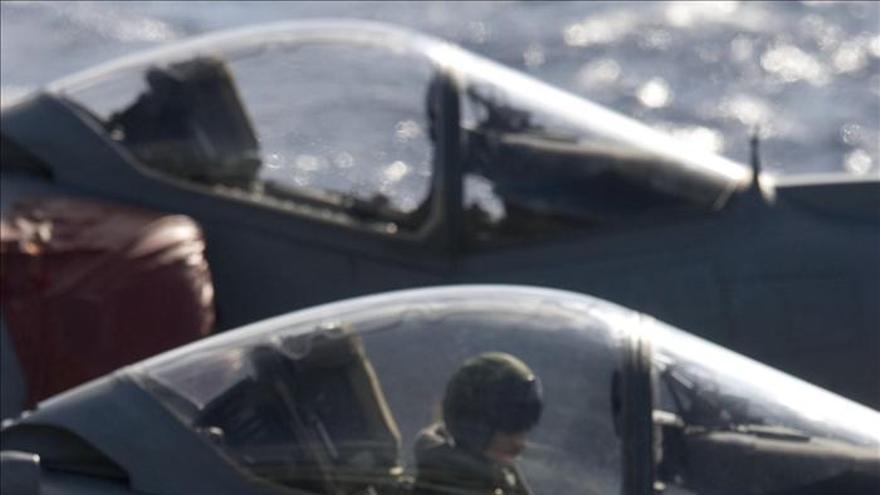 Denuncian incidentes en los aviones de la base de Rota por falta de seguridad