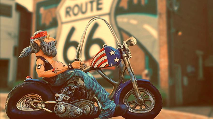"""La Ruta 66 se puede considerar """"la madre"""" de todos los roadtrips."""