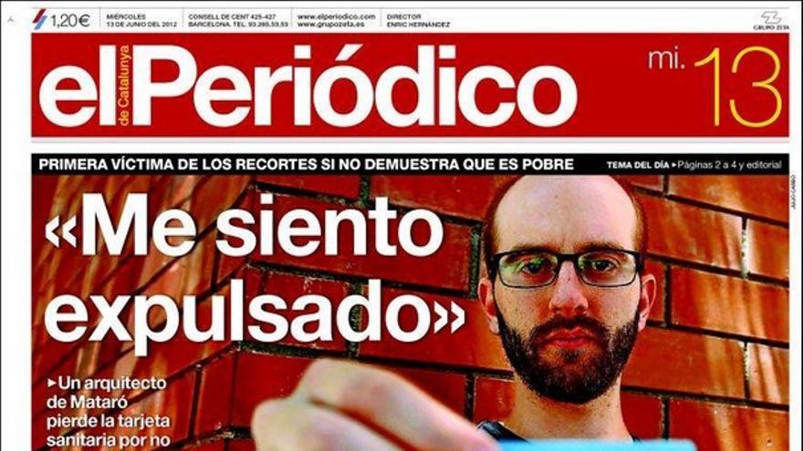 De las portadas del día (13/06/2012) #10