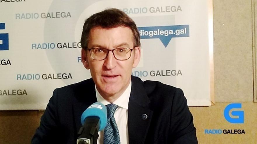 """Feijóo ve responsables del """"desastre financiero"""" de las cajas a sus directivos, al Banco de España y a """"algún político"""""""