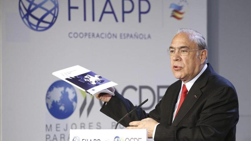 La OCDE presenta un plan para poner coto a la evasión fiscal de las multinacionales