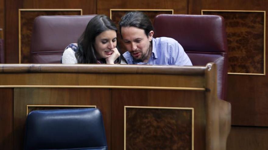 Pablo Iglesias E Irene Montero Seguiran Al Frente De Podemos Tras La