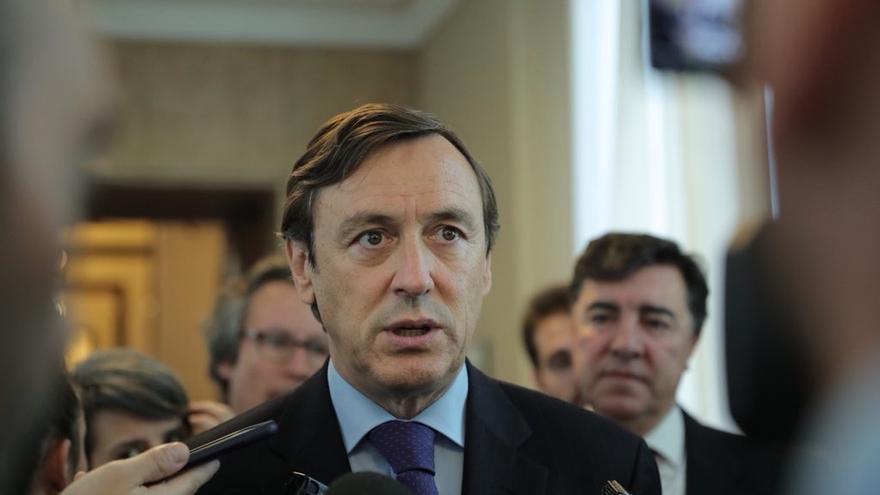 El PP defiende que los PGE son buenos para Euskadi y Cataluña y pide al PNV que no apoye las enmiendas de totalidad