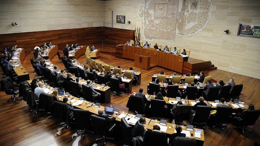 Sesión Plenaria número 13, Asamblea de Extremadura