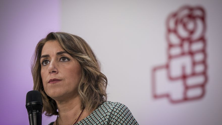 """Díaz pide la abstención de PP y Cs """"si están preocupados"""" para que """"demuestren su generosidad por España"""""""