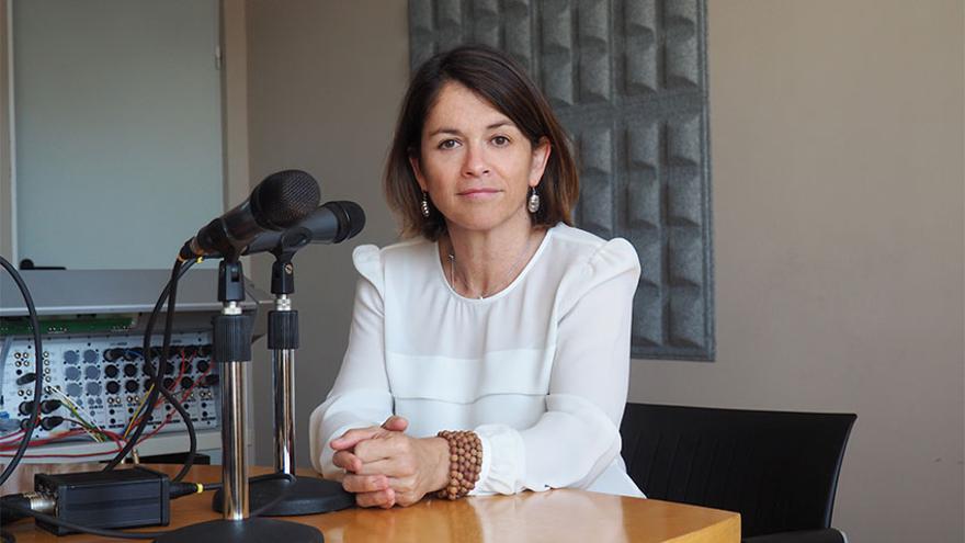 Elena Biurrun, jefa de gabinete del ministro de Seguridad Social, Inclusión y Migraciones, José Luis Escrivá.