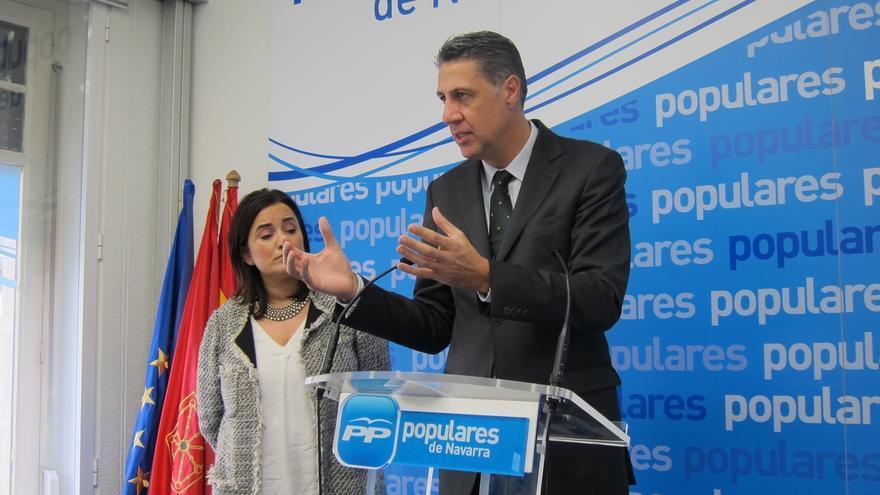 """Albiol, """"convencido"""" de que la CUP investirá a Mas antes de las elecciones generales"""