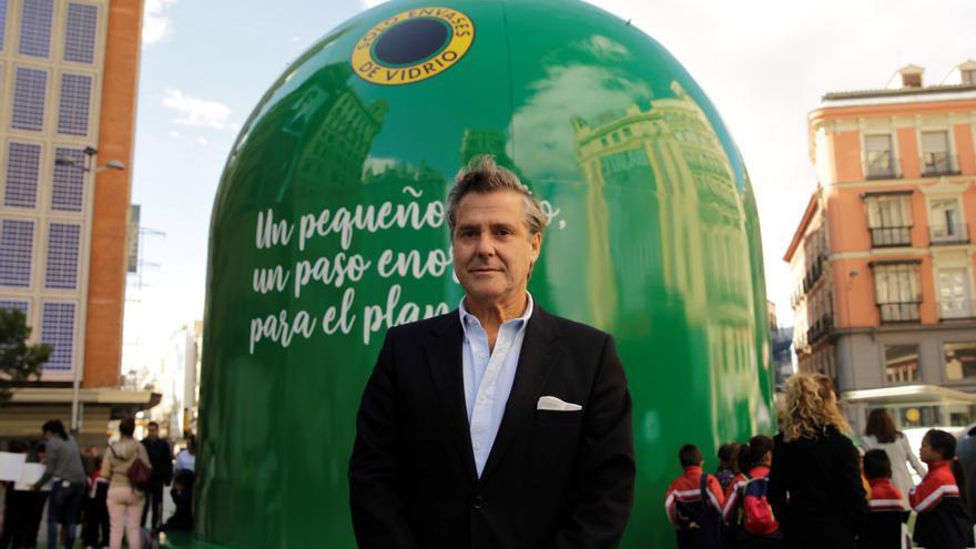 Ecovidrio cambia un kilo de vidrio por uno de alimentos en 44 municipios