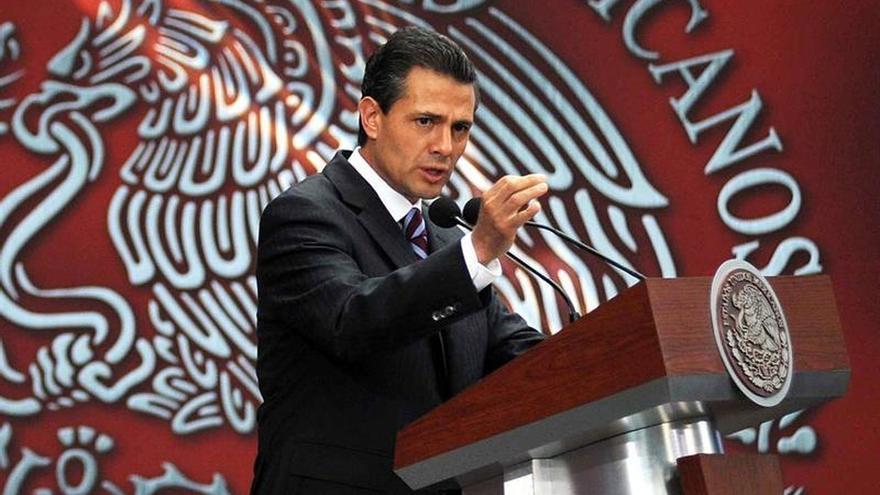 Peña Nieto ordena la construcción de un ducto de hidrocarburos en el sureste de México