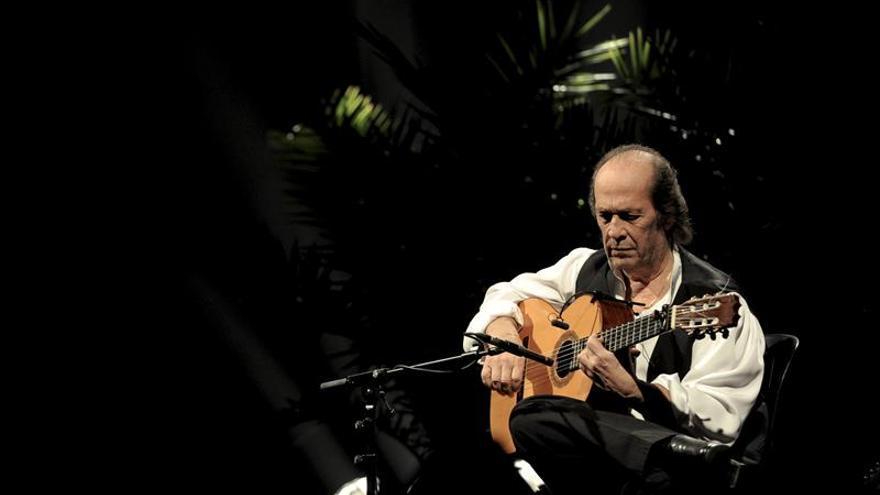 Paco de Lucía gana el Grammy Latino al mejor álbum del año