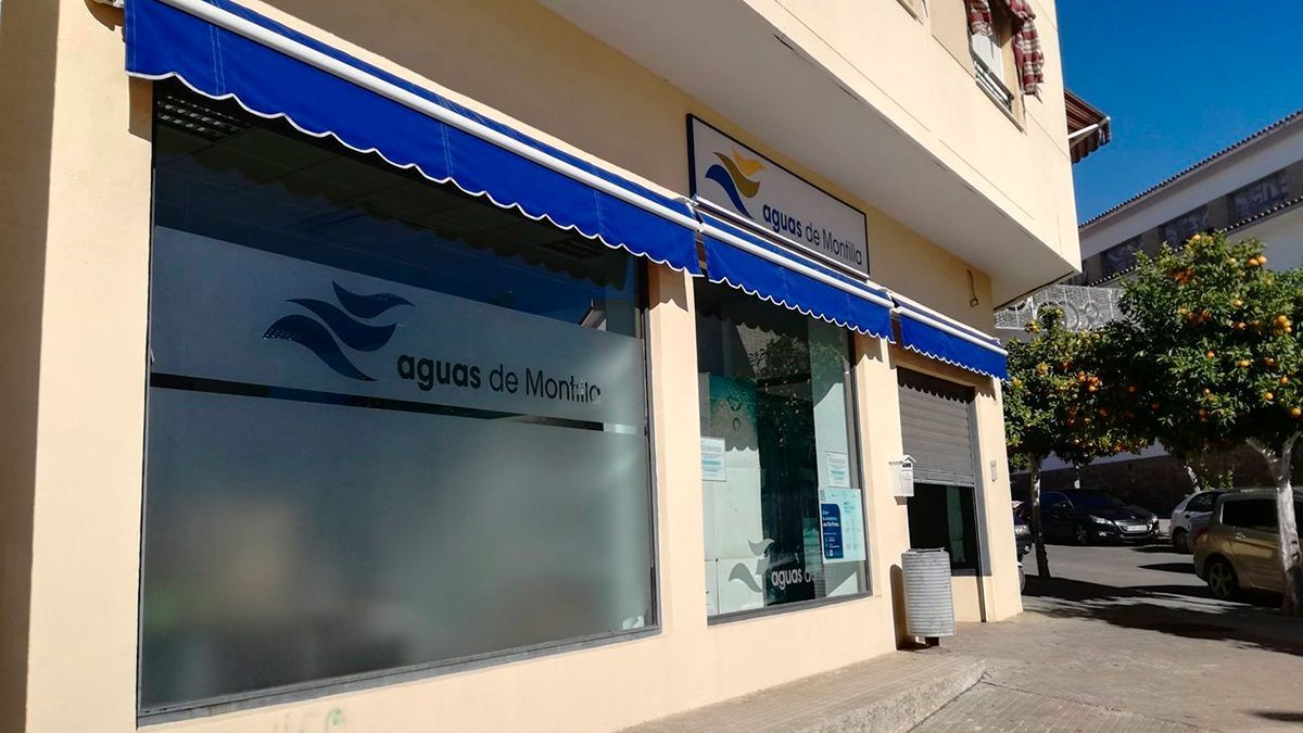 Sede de Aguas de Montilla.