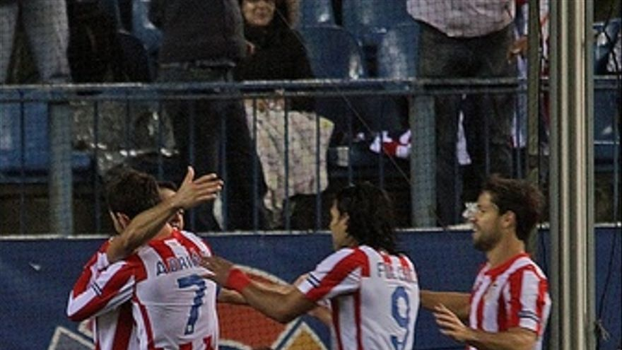 Atlético De Madrid Vence A Udinese