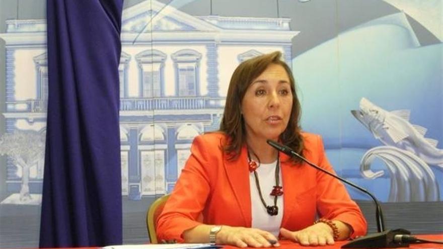 La concejal de Vivienda del Ayuntamiento de Santa Cruz de Tenerife, Ángela Mena.