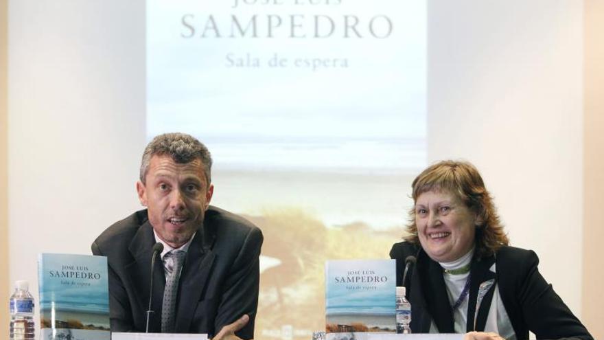 """""""Sala de espera"""", el río inagotable de José Luis Sampedro"""