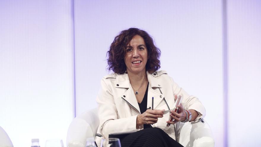"""Irene Lozano defiende ante los embajadores extranjeros una España """"democrática, tolerante y diversa"""""""