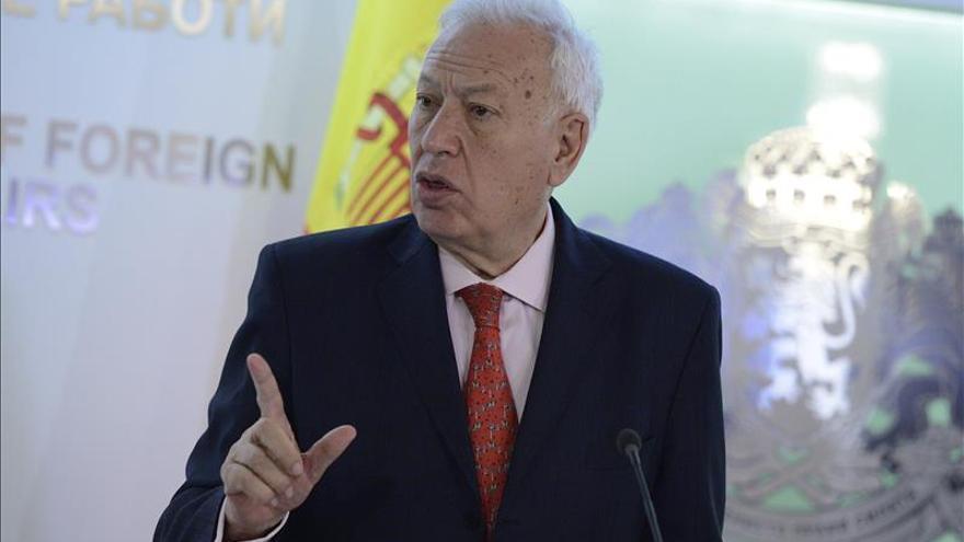 García-Margallo confía en una posible mediación palestina con Venezuela