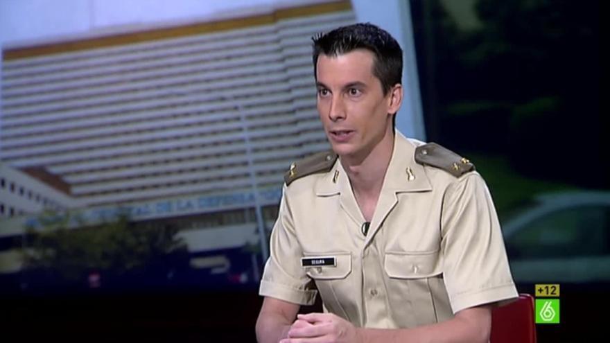 Teniente Gonzalo Segura