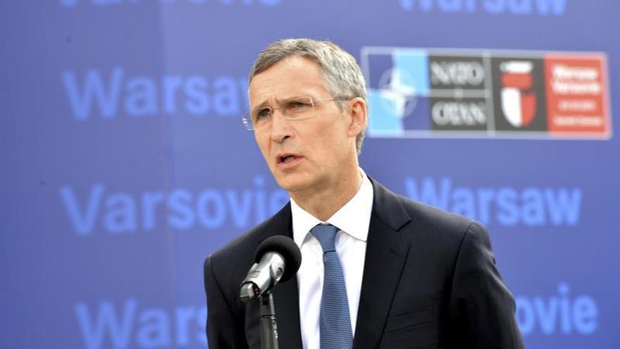 Stoltenberg insiste antes de la cumbre que la OTAN no busca enfrentamiento con Rusia