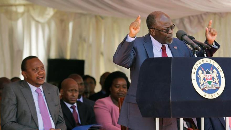 Los líderes africanos confían en mantener sus buenas relaciones con EEUU