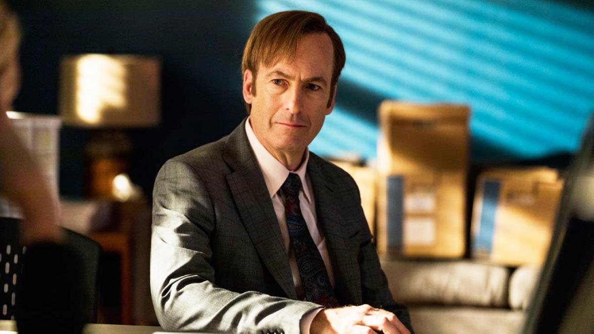 Bob Odenkirk, en 'Better Call Saul'