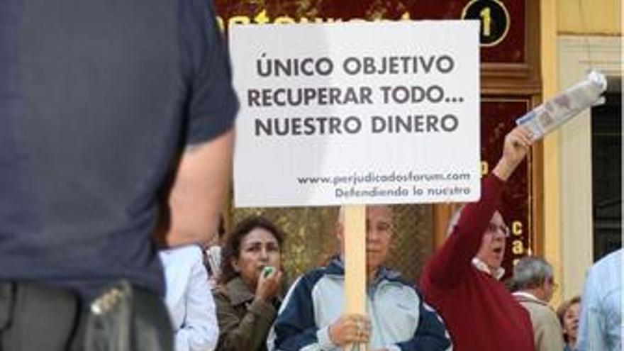 Miles de afectados piden que se declare la responsabilidad patrimonial del Estado