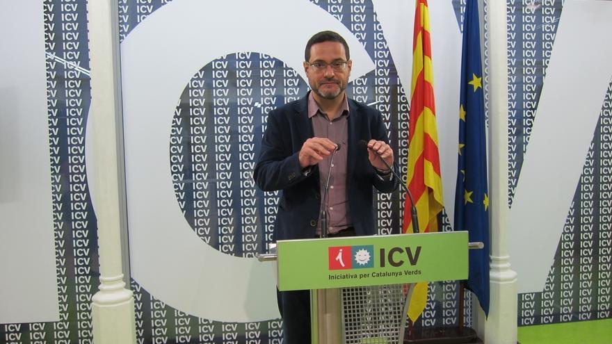 """ICV pide a Rajoy terminar con la """"persecución política"""" si quiere acercarse a Cataluña"""