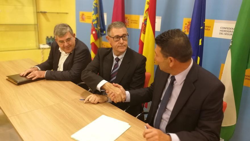La Confederación Hidrográfica del Segura autoriza la apertura de 164 pozos privados en el Campo de Cartagena