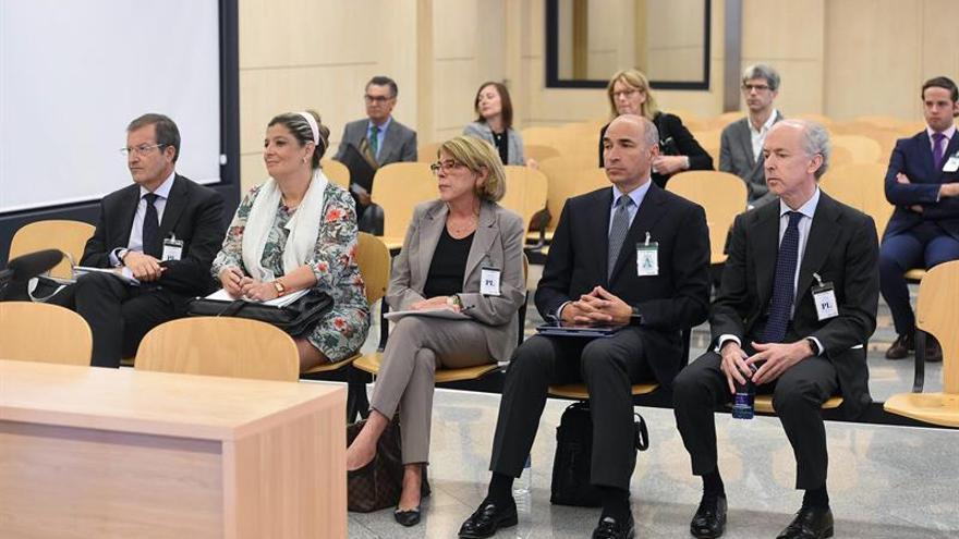 Sánchez Ortega defiende su gestión y la normalidad en Abengoa