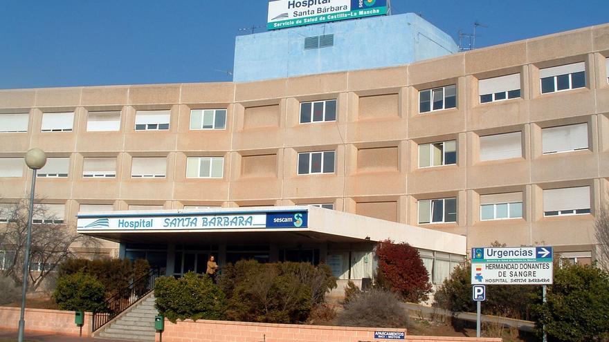 Hospital de Puertollano. Foto: JCCM.