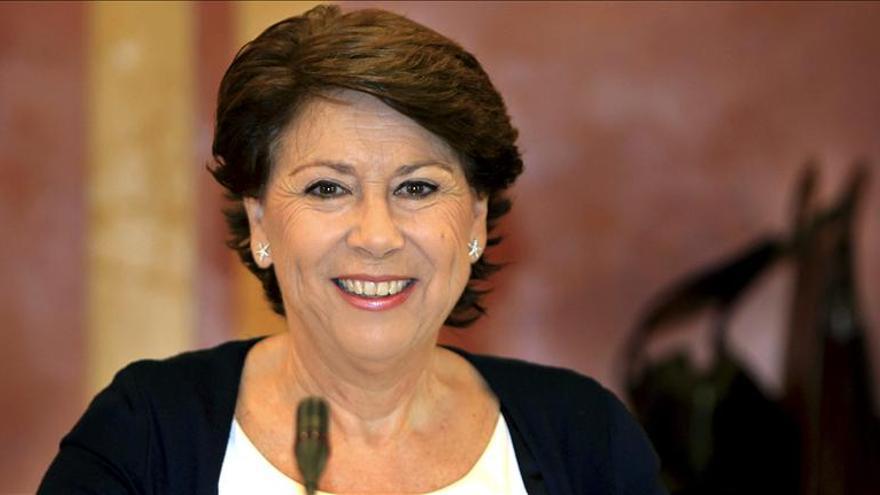 Una treintena de abogados asiste a la declaración de Magdalena Álvarez