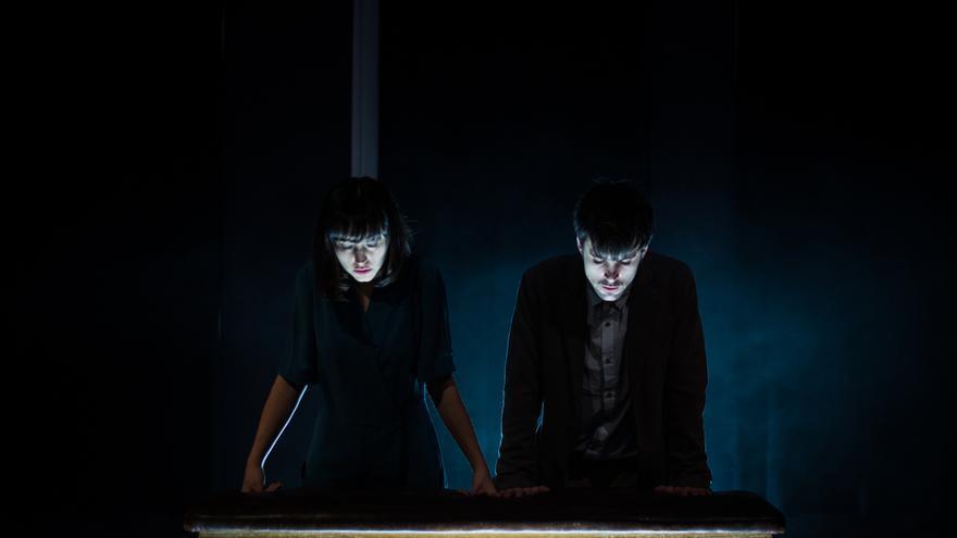Escena de la obra 'Intemperie' | LAURA ORTEGA
