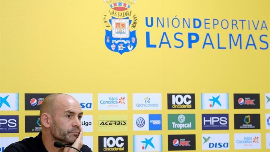 El nuevo entrenador de la Unión Deportiva Las Palmas, Paco Jémez.