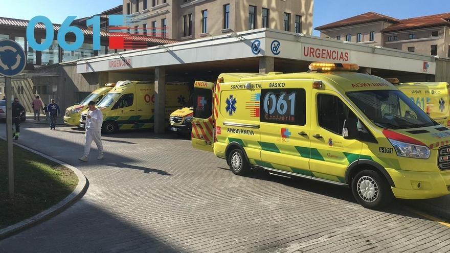Un fallecido y tres heridos en un atropello múltiple en la calle General Dávila